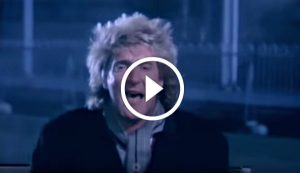Rod Stewart - 'Downtown Train' Music Video